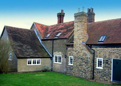 Conservation work – 2 storey & kitchen extension